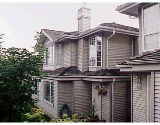 """Main Photo: 114 2880 PANORAMA DR in Coquitlam: Westwood Plateau Townhouse for sale in """"GREAYHAWK"""" : MLS®# V578074"""