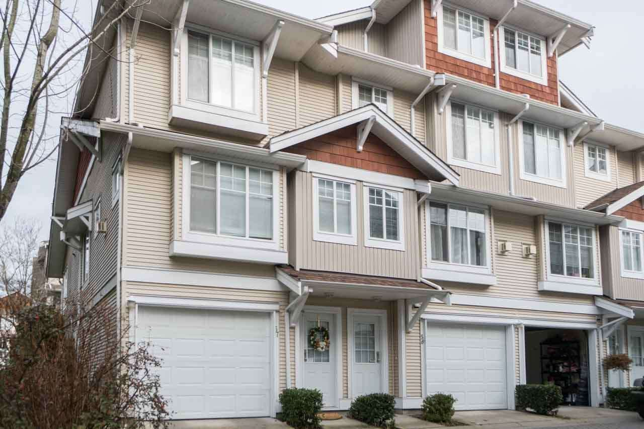 Main Photo: 58 12110 75A Avenue in Surrey: West Newton Townhouse for sale : MLS®# R2135491