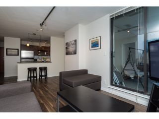"""Photo 5: 1206 813 AGNES Street in New Westminster: Downtown NW Condo for sale in """"NEWS"""" : MLS®# R2022858"""