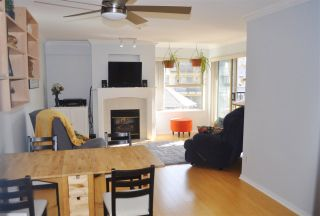 """Photo 9: 316 214 ELEVENTH Street in New Westminster: Uptown NW Condo for sale in """"Discovery Beach"""" : MLS®# R2548375"""