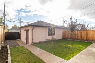 Photo 37: 160 E 58TH AVENUE in Vancouver: South Vancouver House for sale (Vancouver East)  : MLS®# R2509220