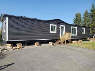 Main Photo: 5480 SAUNDERS Crescent: 103 Mile House Manufactured Home for sale (100 Mile House (Zone 10))  : MLS®# R2533656