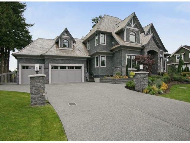 Main Photo: 2328 138TH ST in Surrey: Elgin Chantrell House for sale (South Surrey White Rock)  : MLS®# F1323671