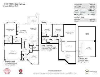 "Photo 40: 103 24185 106B Avenue in Maple Ridge: Albion Townhouse for sale in ""TRAILS EDGE BY OAKVALE"" : MLS®# R2570891"