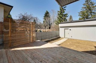 Photo 38: 12B VALLEYVIEW Crescent in Edmonton: Zone 10 House for sale : MLS®# E4239057