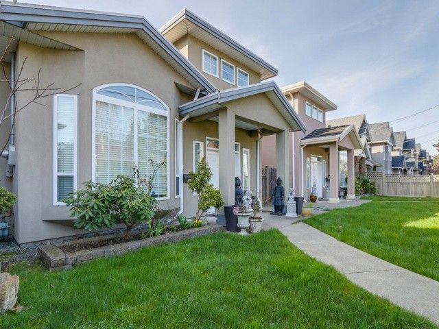 Main Photo: 8533 NO 1 RD in Richmond: Seafair House for sale : MLS®# V1108178