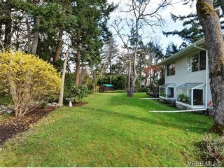 Photo 19: 3528 Plymouth Rd in VICTORIA: OB Henderson House for sale (Oak Bay)  : MLS®# 696453
