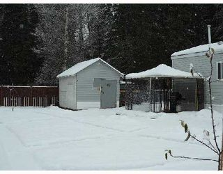 "Photo 9: 3013 THEE Court in Prince_George: Emerald Manufactured Home for sale in ""EMERALD"" (PG City North (Zone 73))  : MLS®# N188387"
