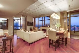 Photo 3: DOWNTOWN Condo for sale : 3 bedrooms : 700 W E St #4102 in san diego