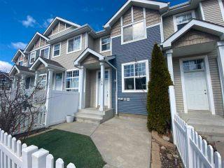 Photo 1: 188 5604 199 Street in Edmonton: Zone 58 Townhouse for sale : MLS®# E4237224