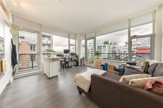 "Photo 1: 501 123 W 1ST Avenue in Vancouver: False Creek Condo for sale in ""COMPASS"" (Vancouver West)  : MLS®# R2465773"