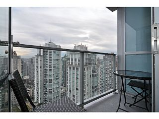 Photo 11: # 2605 833 SEYMOUR ST in Vancouver: Downtown VW Condo for sale (Vancouver West)  : MLS®# V1040577