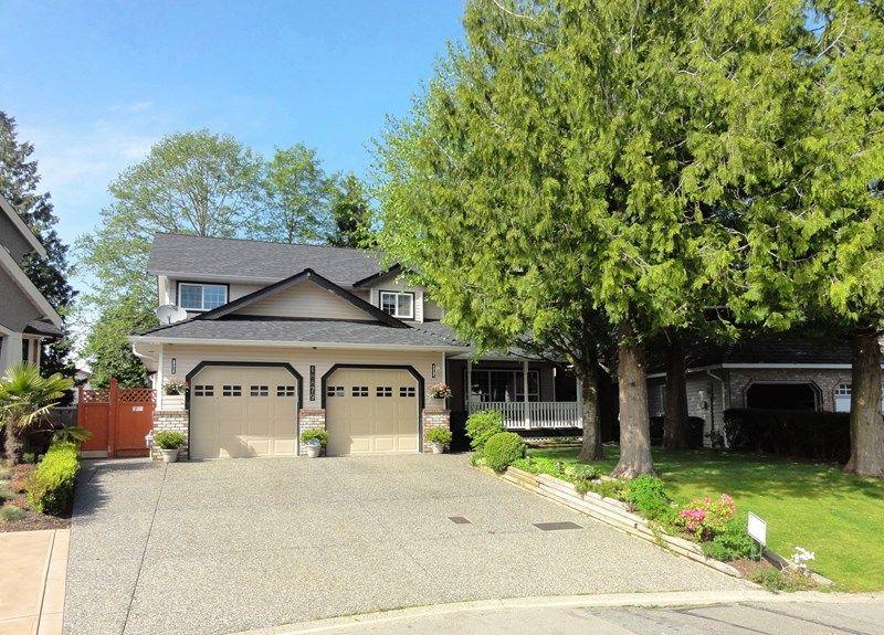Main Photo: 18879 62A AV in Surrey: Cloverdale BC House for sale (Cloverdale)  : MLS®# F1310849