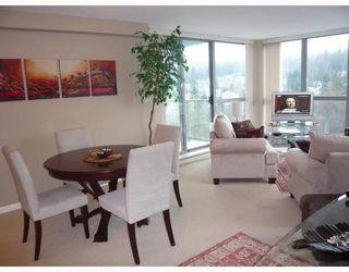 """Photo 4: 1501 290 NEWPORT Drive in Port_Moody: North Shore Pt Moody Condo for sale in """"THE SENTINEL"""" (Port Moody)  : MLS®# V689879"""
