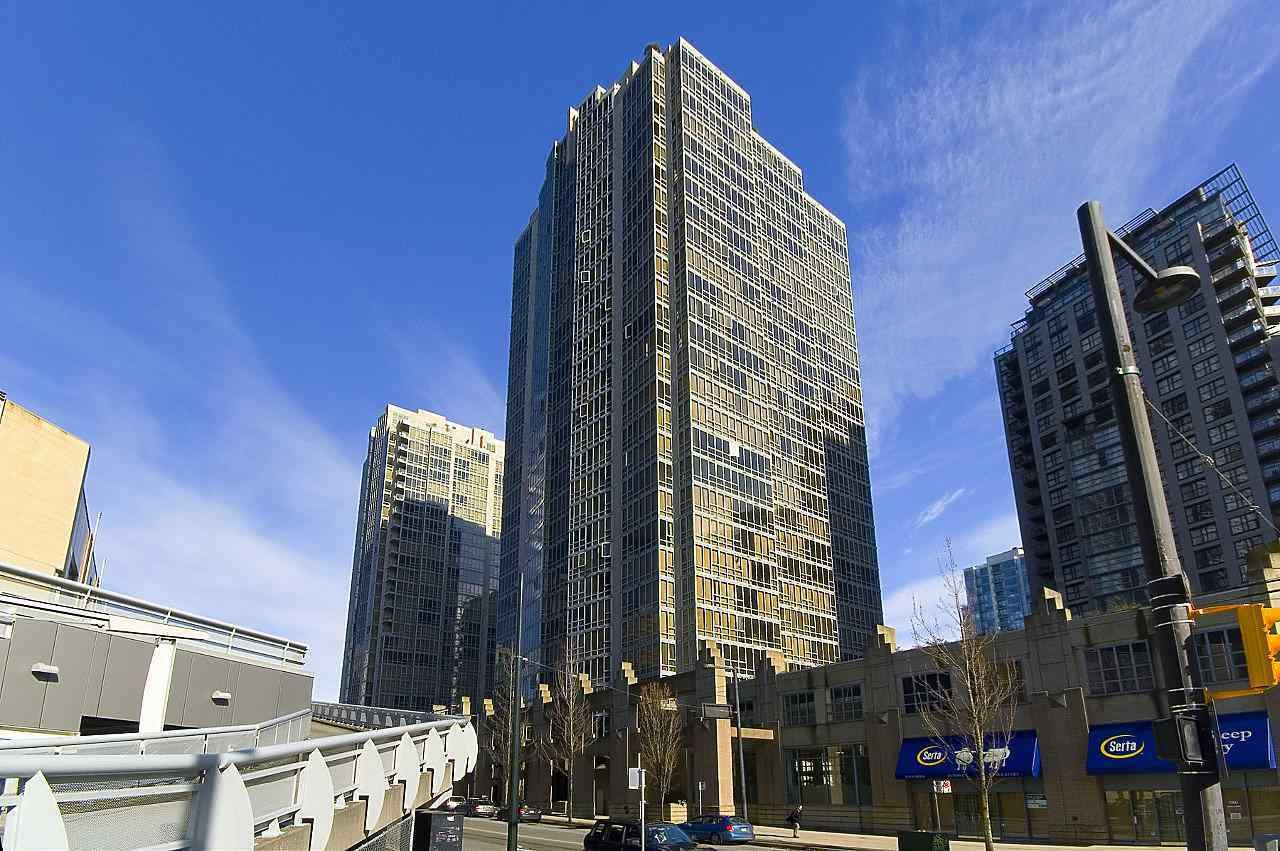 Main Photo: 2103 950 CAMBIE Street in Vancouver: Yaletown Condo for sale (Vancouver West)  : MLS®# R2206929