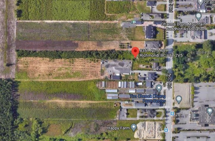 Main Photo: 8351 No.5 Road in Richmond: Land for sale