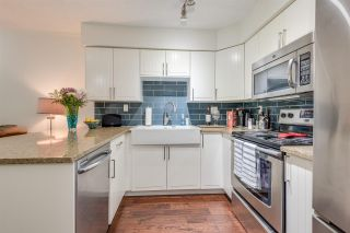 """Photo 2: 120 67 MINER Street in New Westminster: Fraserview NW Condo for sale in """"FRASERVIEW"""" : MLS®# R2281463"""