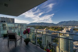 """Photo 25: 2701 1499 W PENDER Street in Vancouver: Coal Harbour Condo for sale in """"WEST PENDER PLACE"""" (Vancouver West)  : MLS®# R2614802"""