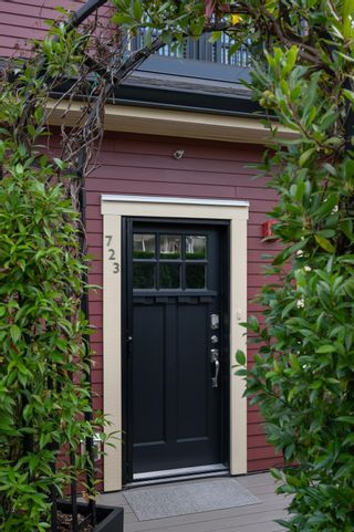 """Photo 5: 723 UNION Street in Vancouver: Strathcona Townhouse for sale in """"UNION CROSSING"""" (Vancouver East)  : MLS®# R2624928"""