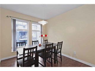 """Photo 7: 315 1190 EASTWOOD Street in Coquitlam: North Coquitlam Condo for sale in """"LAKESIDE TERRACE"""" : MLS®# V1104128"""