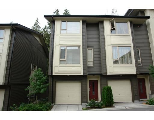 Main Photo: # 28 9229 UNIVERSITY CR in Burnaby: Condo for sale : MLS®# V687515