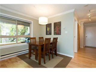 """Photo 9: 105 1260 W 10TH Avenue in Vancouver: Fairview VW Condo for sale in """"LABELLE COURT"""" (Vancouver West)  : MLS®# V1057148"""