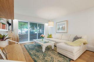"Photo 2: 107 2211 W 5TH Avenue in Vancouver: Kitsilano Condo for sale in ""West Pointe Villa"" (Vancouver West)  : MLS®# R2615319"