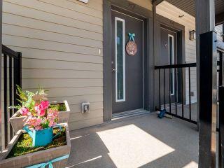 Photo 2: 87 2560 PEGASUS Boulevard in Edmonton: Zone 27 Townhouse for sale : MLS®# E4241876