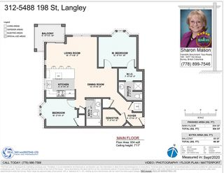 """Photo 15: 312 5488 198 Street in Langley: Langley City Condo for sale in """"Brooklyn Wynd"""" : MLS®# R2501188"""