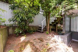 """Photo 17: 104 4696 W 10TH Avenue in Vancouver: Point Grey Townhouse for sale in """"University Gate"""" (Vancouver West)  : MLS®# R2591831"""