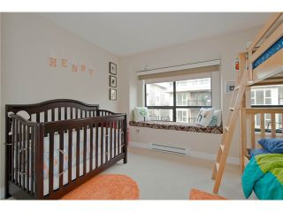 """Photo 7: # 111 1859 STAINSBURY AV in Vancouver: Victoria VE Townhouse for sale in """"THE WORKS @ COMMERCIAL DRIVE"""" (Vancouver East)  : MLS®# V990746"""