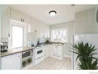 Photo 4: 140 Aubrey Street in Winnipeg: West End / Wolseley Residential for sale (West Winnipeg)  : MLS®# 1608340