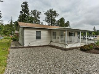 Photo 1: 8 386 Craig St in PARKSVILLE: PQ Parksville Manufactured Home for sale (Parksville/Qualicum)  : MLS®# 760785