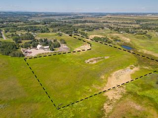 Photo 3: 14ac NORTH of DUNBOW Rd 48 Street: Rural Foothills County Residential Land for sale : MLS®# A1092764
