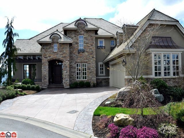 """Main Photo: 35664 LACEY GREENE Way in Abbotsford: Abbotsford East House for sale in """"EAGLE MOUNTAIN"""" : MLS®# F1412144"""