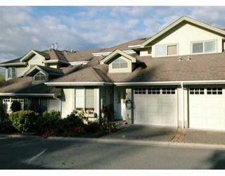 "Photo 1: 22740 116TH Ave in Maple Ridge: East Central Townhouse for sale in ""FRASER GLEN"" : MLS®# V617061"
