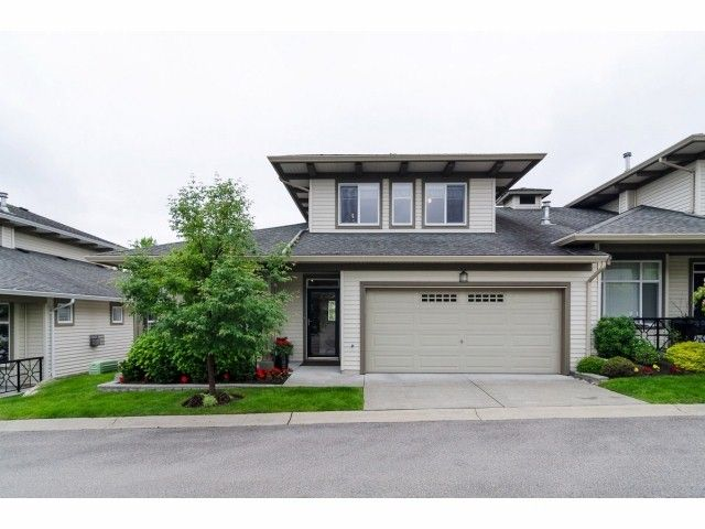 """Main Photo: 49 15188 62A Avenue in Surrey: Sullivan Station Townhouse for sale in """"Gillis Walk"""" : MLS®# F1413374"""