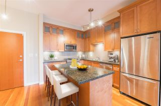 """Photo 5: 208 250 SALTER Street in New Westminster: Queensborough Condo for sale in """"PADDLERS LANDING"""" : MLS®# R2542712"""