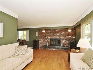 Photo 3: 995 Lucas Ave in VICTORIA: SE Lake Hill House for sale (Saanich East)  : MLS®# 639712