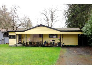 Photo 1: 11088 Caledonia Dr. in Surrey: Bolivar Heights House for sale (North Surrey)  : MLS®# F1432910