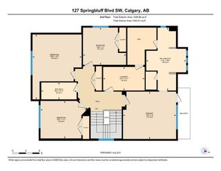 Photo 45: 127 Springbluff Boulevard SW in Calgary: Springbank Hill Detached for sale : MLS®# A1140601