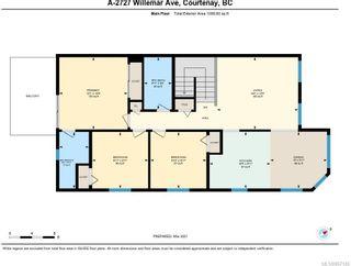 Photo 7: A 2727 Willemar Ave in : CV Courtenay City Half Duplex for sale (Comox Valley)  : MLS®# 867145