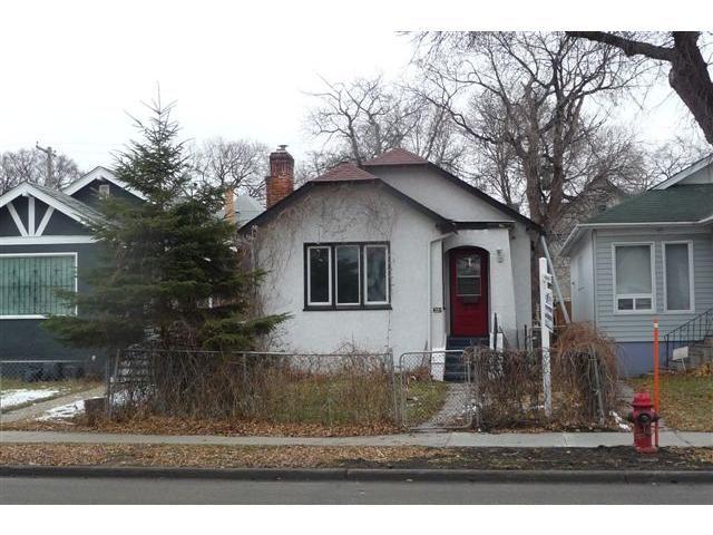 Main Photo: 321 Arlington Street in WINNIPEG: West End / Wolseley Residential for sale (West Winnipeg)  : MLS®# 1122848