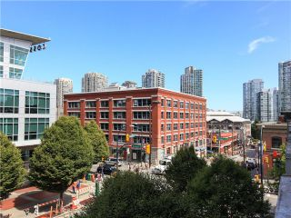 Photo 16: # 407 1133 HOMER ST in Vancouver: Yaletown Condo for sale (Vancouver West)  : MLS®# V1135547