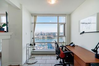 Photo 12: 1902 1199 MARINASIDE CRESCENT in Vancouver: Yaletown Condo for sale (Vancouver West)  : MLS®# R2506862
