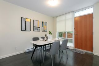 """Photo 4: 6353 SILVER Avenue in Burnaby: Metrotown Townhouse for sale in """"Silver"""" (Burnaby South)  : MLS®# R2616292"""