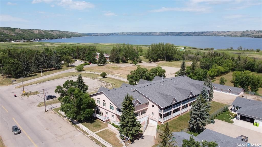 Main Photo: 4 600 Broadway Street West in Fort Qu'Appelle: Residential for sale : MLS®# SK838464