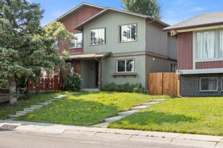 Main Photo: 613 Whitewood Road NE in Calgary: Whitehorn Semi Detached for sale : MLS®# A1133223