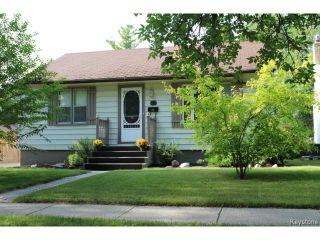 Photo 1: 43 Kingswood Avenue in WINNIPEG: St Vital Residential for sale (South East Winnipeg)  : MLS®# 1420561
