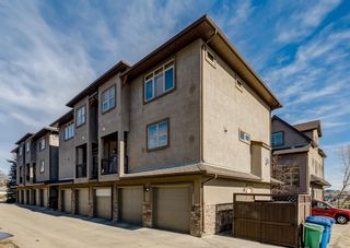 Photo 40: 106 1312 Russell Road NE in Calgary: Renfrew Row/Townhouse for sale : MLS®# A1080835